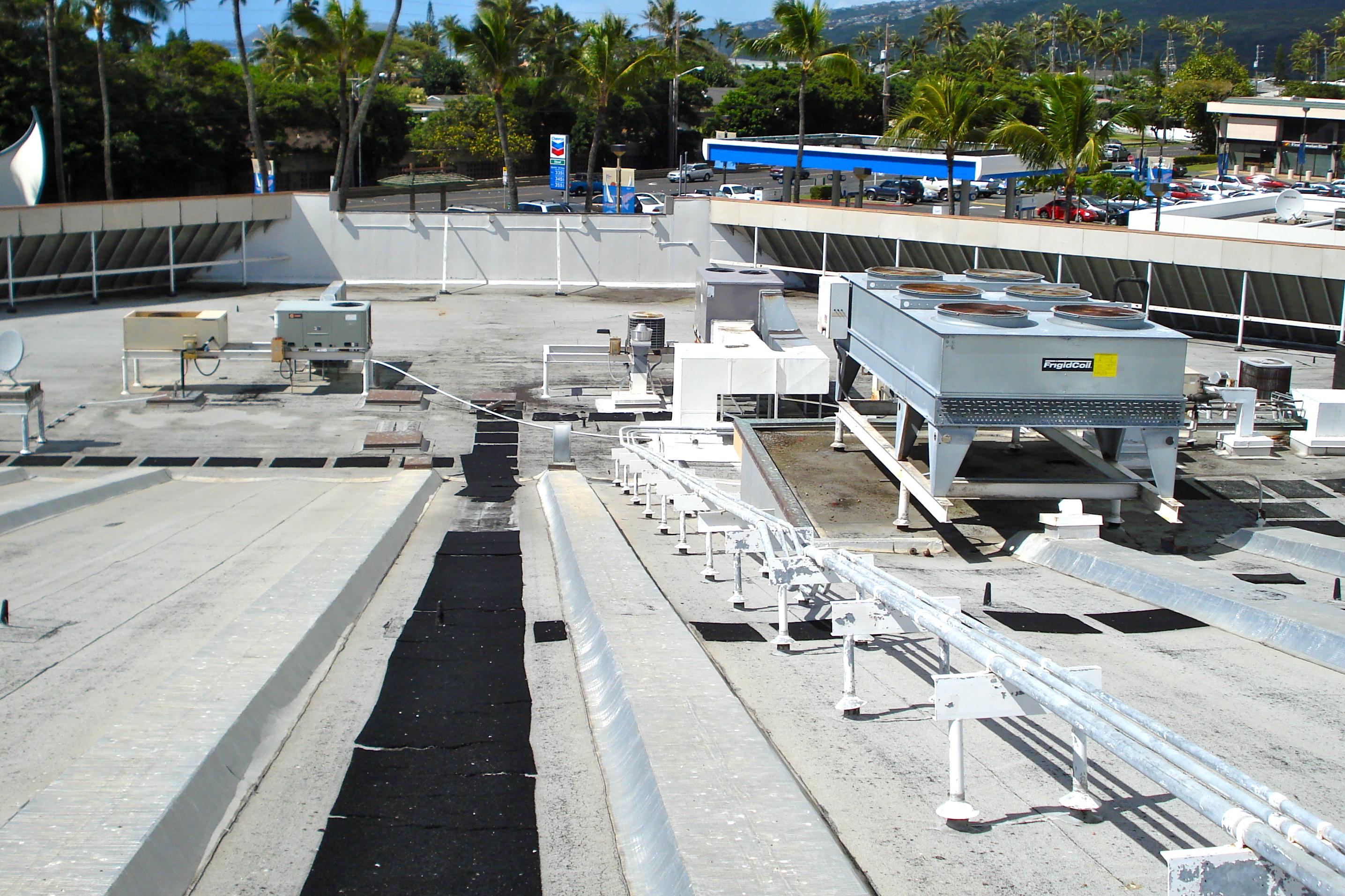 Koko Marina Roof - Before