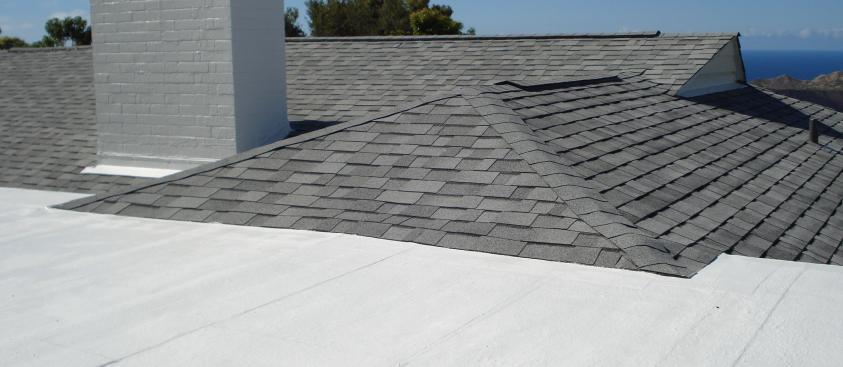 Shingles & Flat Roof 3